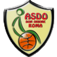 Logo Societ&agrave A.S.D. Don Orione Roma