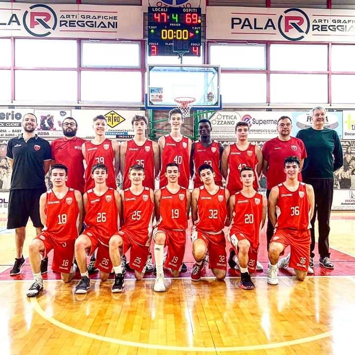 Foto squadra Pall.Varese 2019