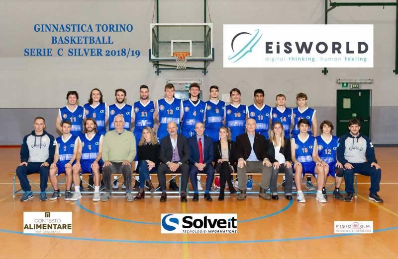 Foto squadra GinnasticaTorino 2019