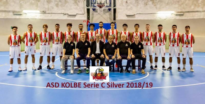 Foto squadra KolbeTorino 2019