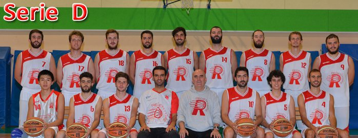 Foto squadra RedentoreEste 2017