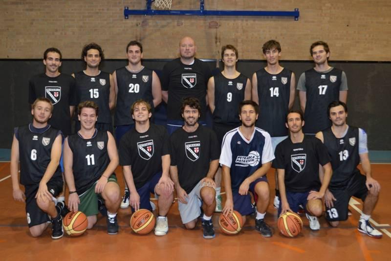 Foto squadra Basket Patavium 2014