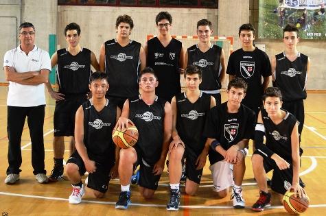 Foto squadra Patavium Armistizio 2014