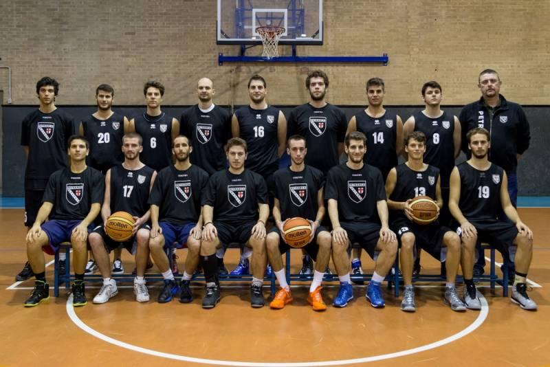 Foto squadra Basket Patavium 2015