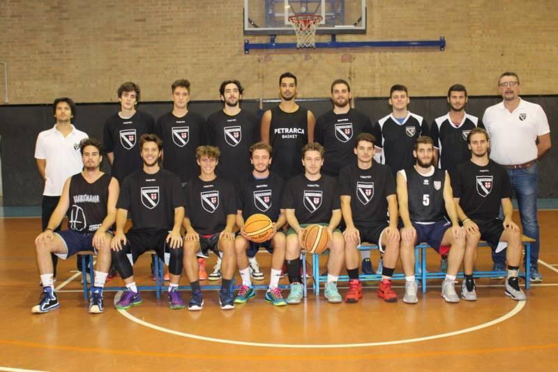 Foto squadra Basket Patavium 2016