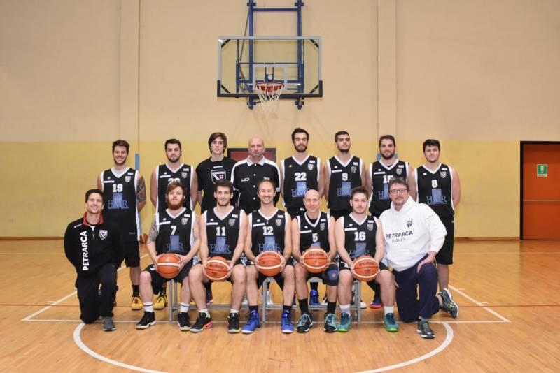 Foto squadra BasketPatavium 2017