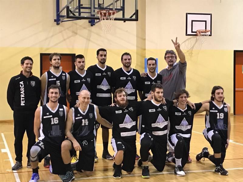 Foto squadra BasketPatavium 2018