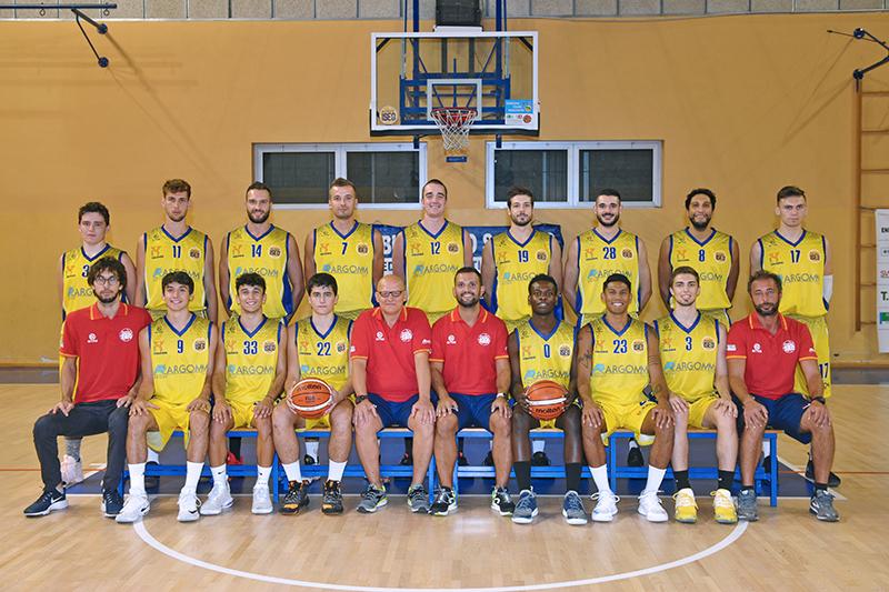 Foto squadra BasketIseo 2020