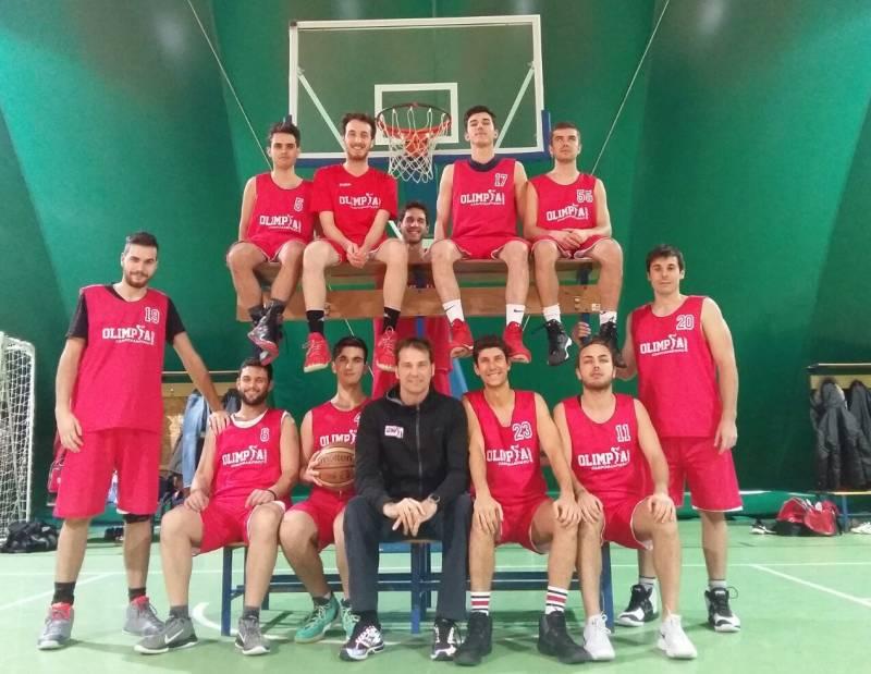 Foto squadra Camposampiero 2018