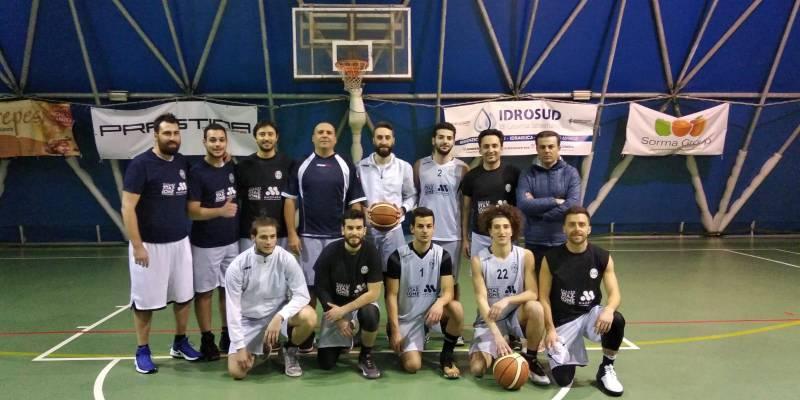 Foto squadra SCScordia 2019