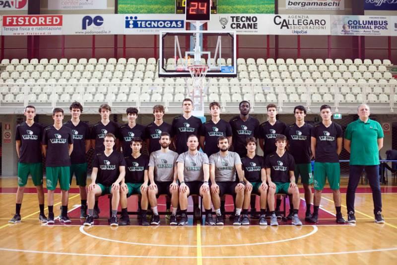 Foto squadra VirtusPadova 2018
