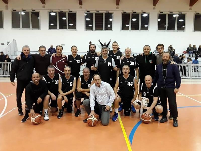 Foto squadra SutrivPadova 2018
