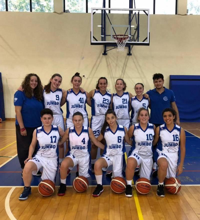 Foto squadra CadelfaPadova 2019