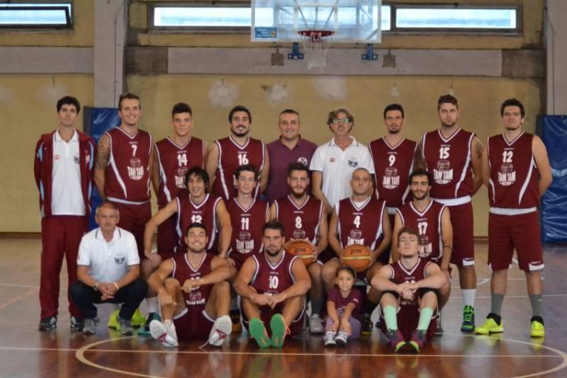 Foto squadra Tam Tam Torino 2016