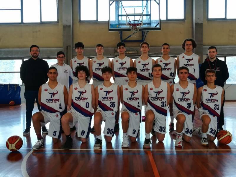 Foto squadra TamTamTorino 2020