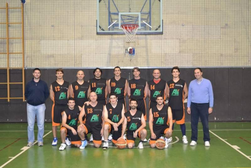 Foto squadra Ass. Euganea 2012