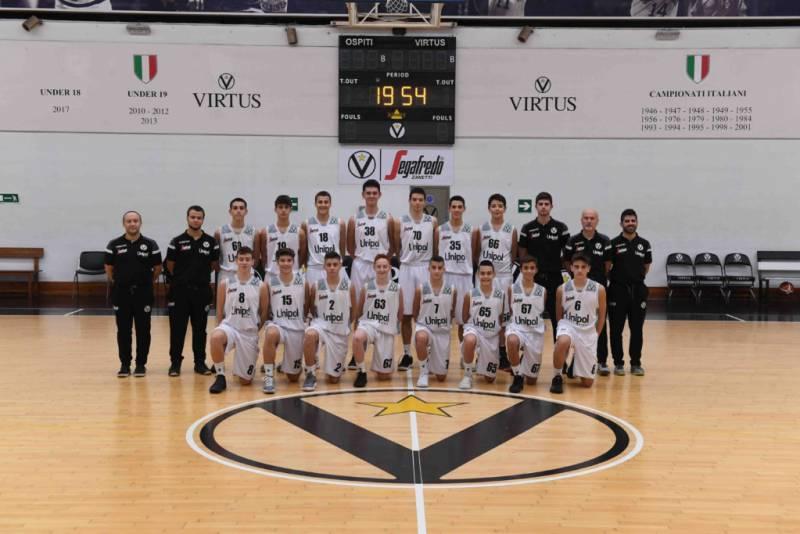 Foto squadra VirtusBologna 2019