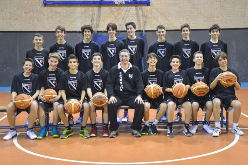 Foto squadra Junior Patavium 2014