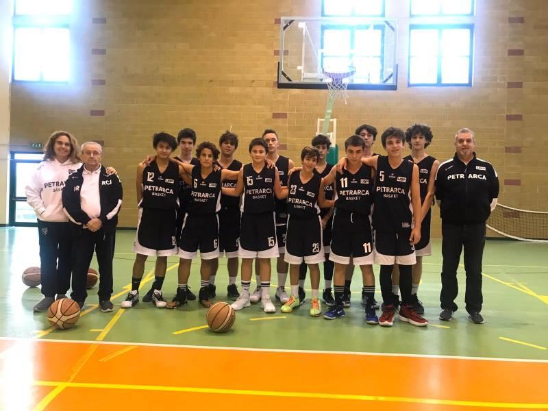 Foto squadra JuniorPatavium 2020