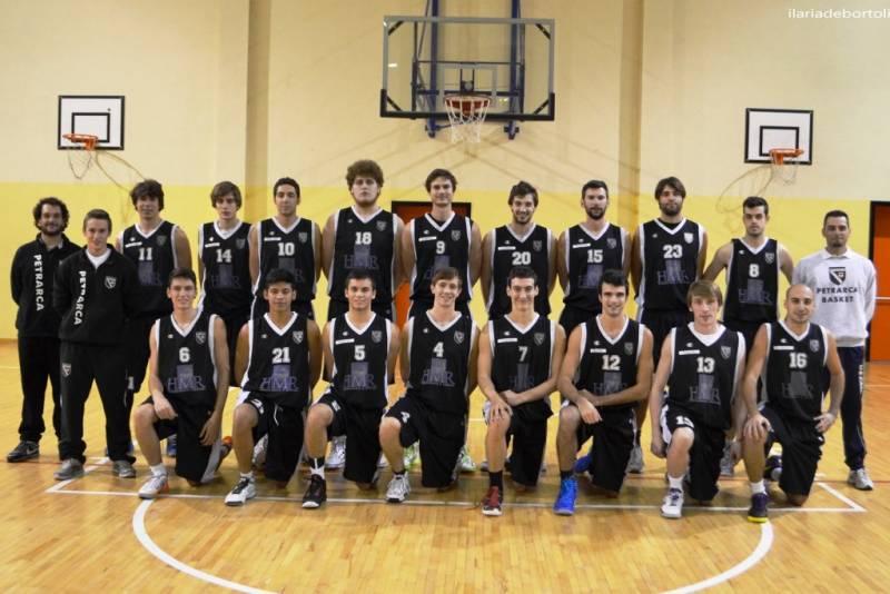 Foto squadra Petrarca Padova 2014