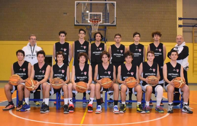 Foto squadra PetrarcaPadova 2016