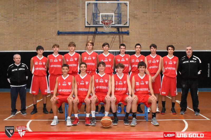 Foto squadra PetrarcaPadova 2019