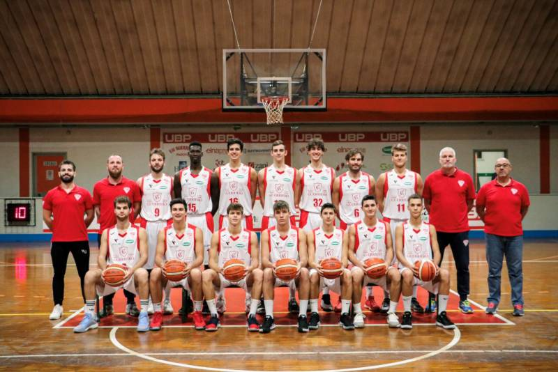 Foto squadra UnioneBasketPadova 2020