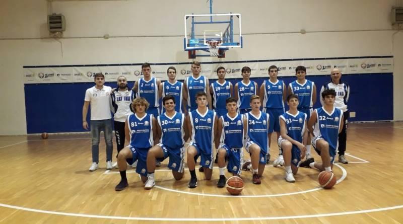 Foto squadra LatinaBasket 2019
