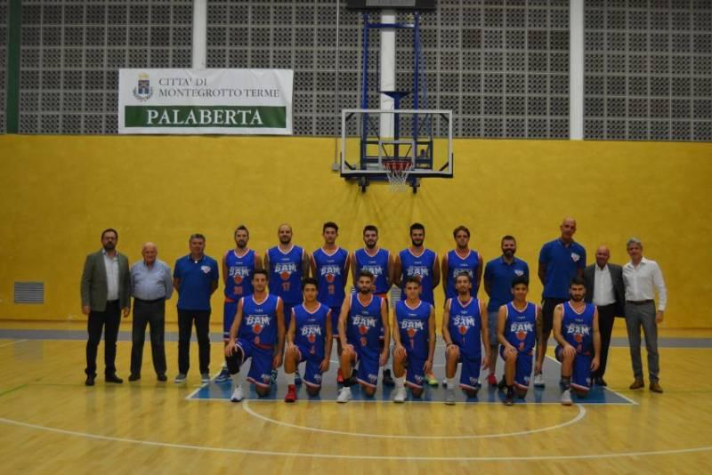 Foto squadra BasketAbanoMontegrotto 2017