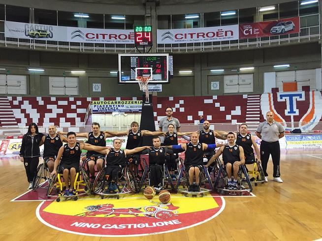 Foto squadra ViolaReggioCalabria 2016