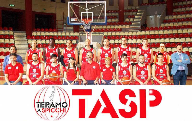 Foto squadra TeramoaSpicchi 2018