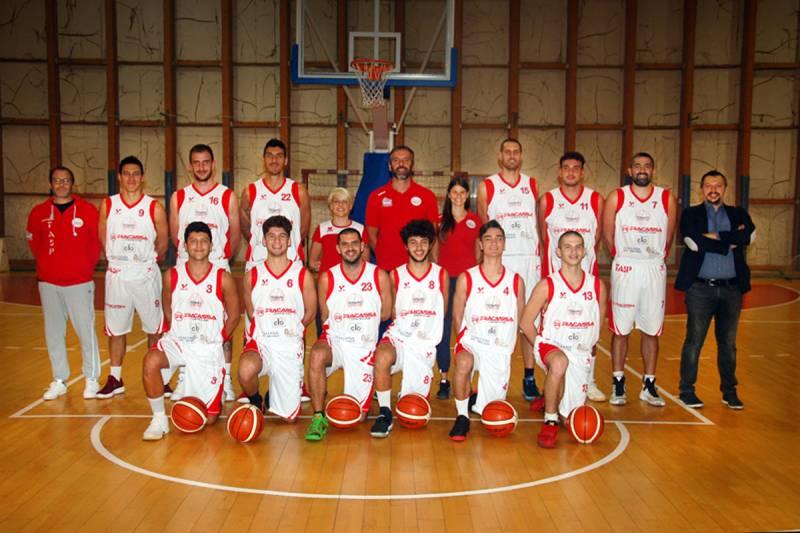 Foto squadra TeramoaSpicchi 2019