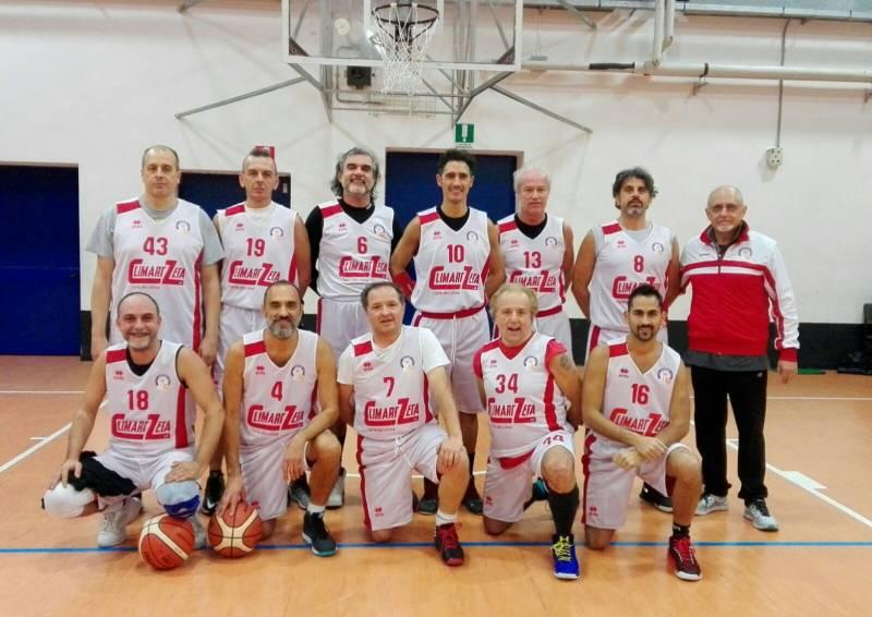 Foto squadra NavileBasket 2018