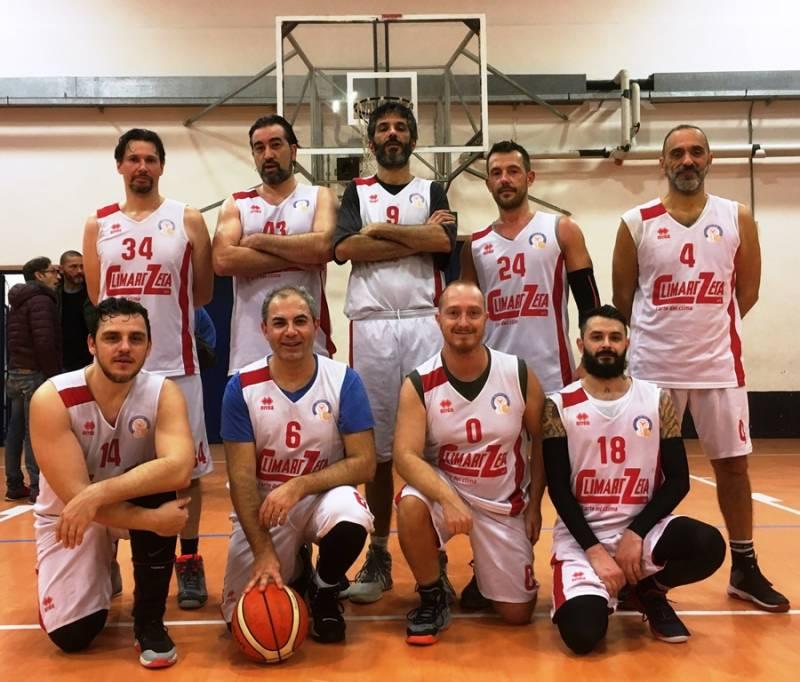 Foto squadra NavileBasket 2020