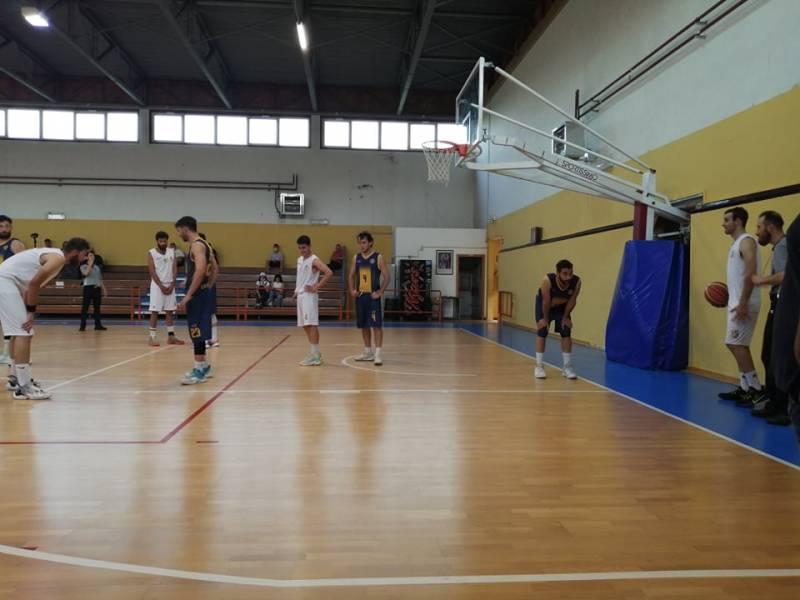 Vince l'Academy Potenza: il Basket Casapulla fuori dalla finale play-off!