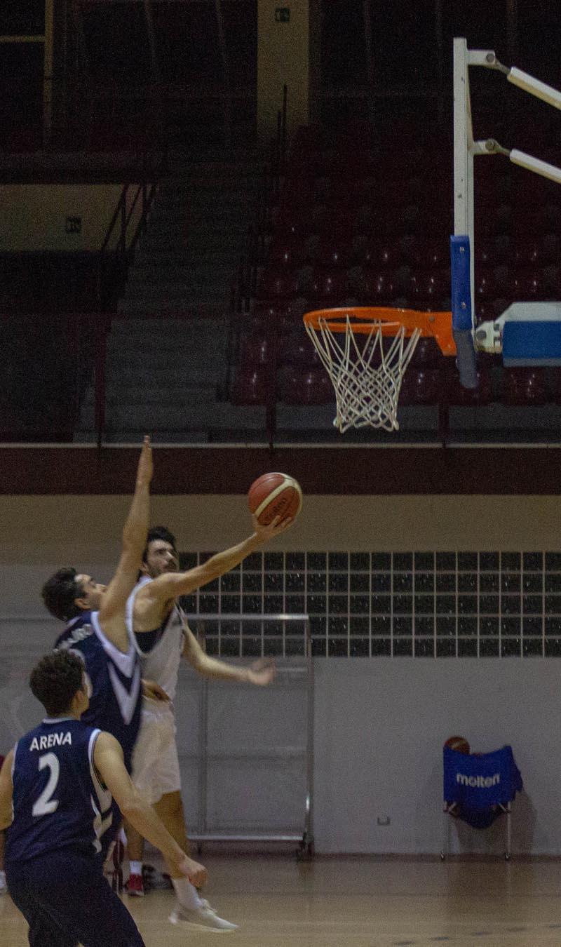 Il Basket Acireale ritrova se stesso e batte l'Amatori Messina col punteggio di 96 a 76