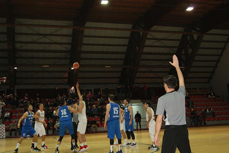 Ancora una bella partita del Basket Acireale che cede di sole sette lunghezze alla vicecapolista