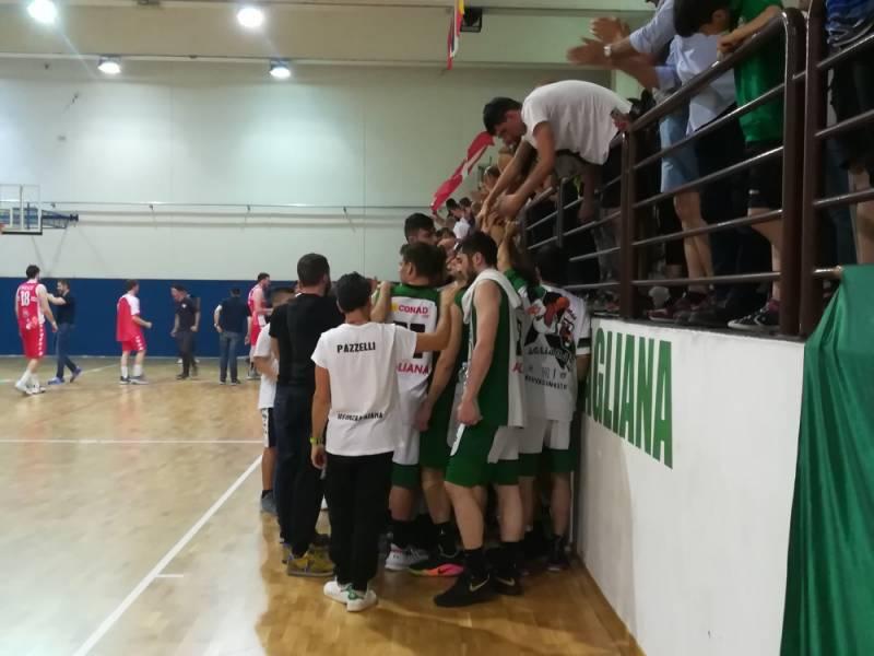 Enic espugna Agliana in Gara 4, è Serie B!