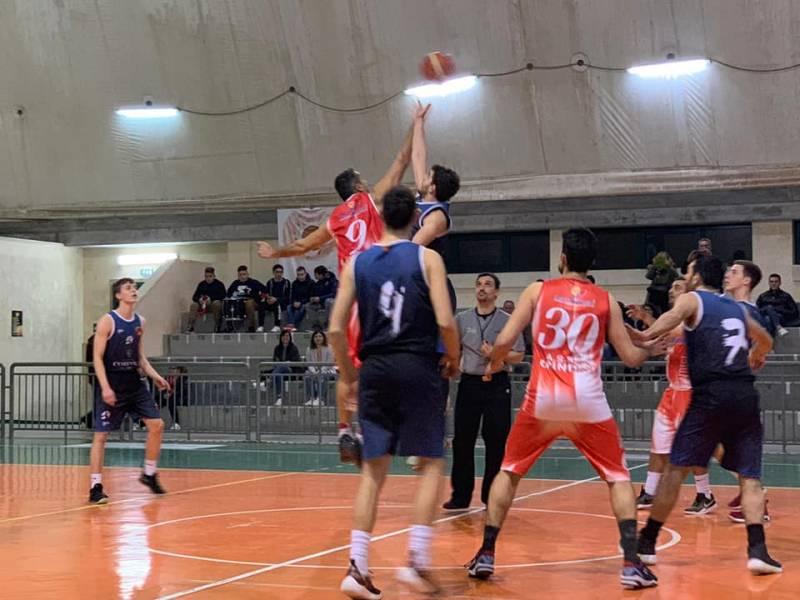 Seconda sconfitta per il Basket Alezio nel girone B della Poule Retrocessione