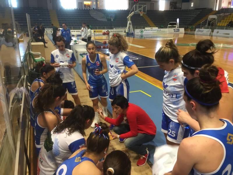 L'Alma Basket Patti pronta all'impresa contro Viterbo