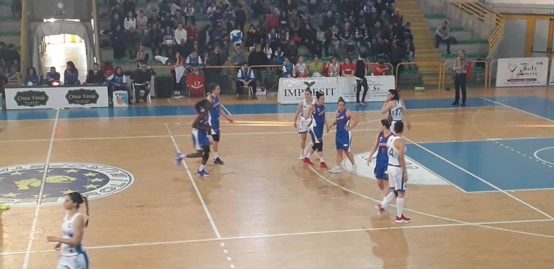 La Rainbow Catania cede la finale play off regionale all'Alma Basket