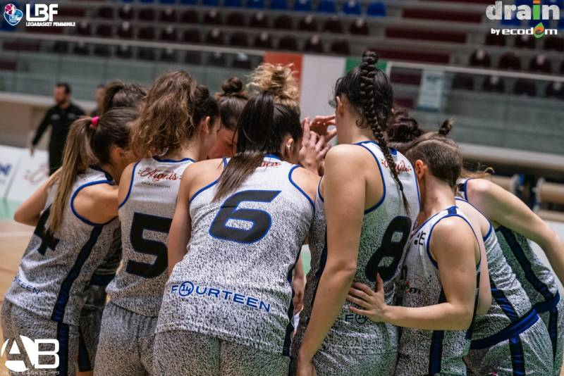 Big match domani al Belladelli Forum: Drain by Ecodem ospita Crema