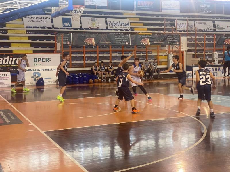 Sconfitta indolore per la Pescara Basket di Promozione sul campo degli Amici del Basket San Salvo