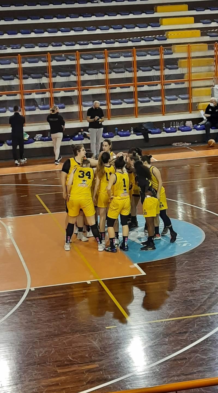 Antoniana chiude la prima fase con la sconfitta contro Terni