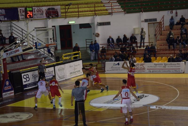 Una ZS Group Messina troppo rimaneggiata esce sconfitta dal PalaAlberti