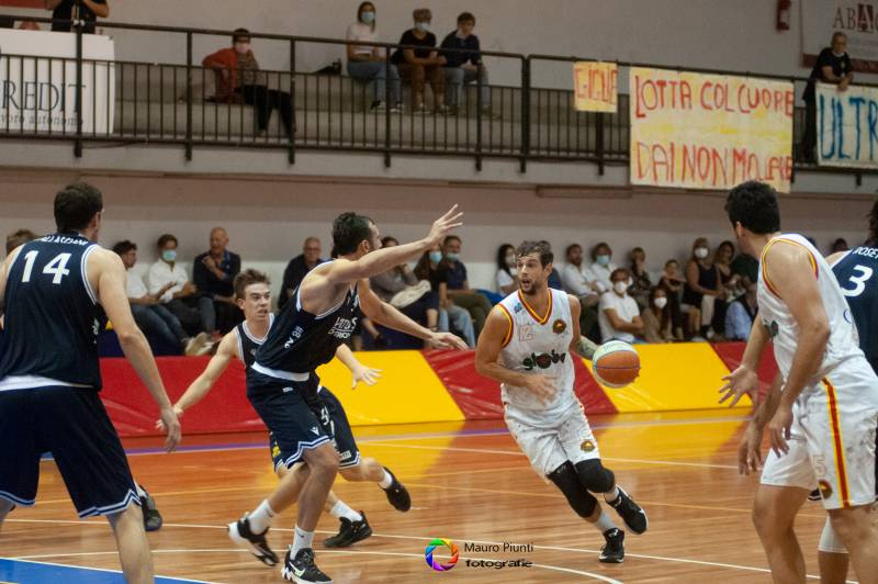 Aurora Jesi vs Giulia Basket Giulianova: Il preview