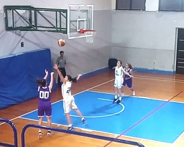 Esce sconfitta la Blue Ponente Basket da Genova