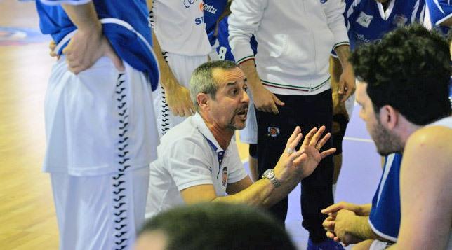 Sassaro e Fotodinamico: due certezze per l'Accademia Basket