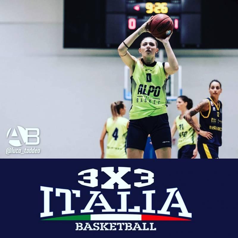 Elisa Policari convocata nella Nazionale Under 23