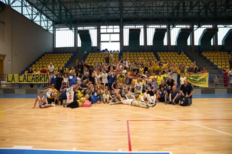 Il Basketball Lamezia conquista la Serie B